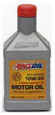 AMSOIL 10W-30 Synthetic Motor Oil