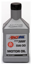 AMSOIL Series 3000 Synthetic 5W-30 Heavy Duty Diesel Oil