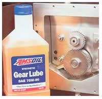 AMSOIL 75W-90 Synthetic Gear Lube