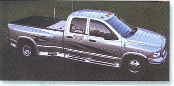 2003 Dodge Ram 3500 Dually with Cummins 5.9L High-Output Turbo Diesel